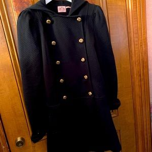 Gorgeous juicy couture black jacket